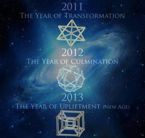 2013-YEAR of UPLIFTMENT